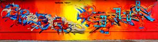 Graffiti 2017 in Magdeburg