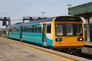 142077, Cardiff Central, August 30th 2018