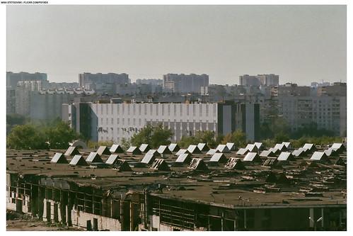 Moscow ©  Mika Stetsovski