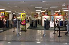 The Last Days of Carson Pirie Scot (Mark 2400) Tags: carson pirie scott yorktown mall lombard illinois