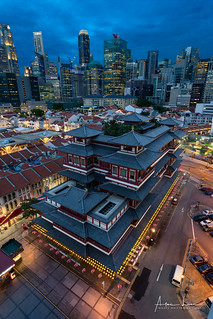Buddha Tooth Relic Temple I
