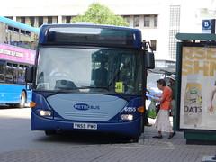 Metrobus 6555 (Coco of Jersey) Tags: uk bus coach gatwick crawley