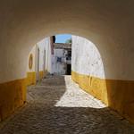 Óbidos (Portugal): Carrer / street thumbnail