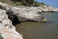 Spiaggia San Lorenzo - Vieste (Francesco Dini) Tags: san lorenzo vieste gargano foggia puglia bay baia mare spiaggia sea seaside