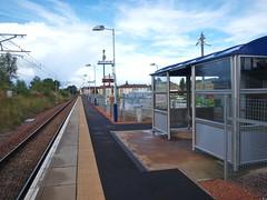 Hawkhead - 24-08-2018 (agcthoms) Tags: scotland renfrewshire paisley hawkhead station railways trains