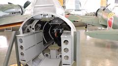DSCN1817 (bongo_boy2003) Tags: air museum b17 armor tank airplane spitfire bf109