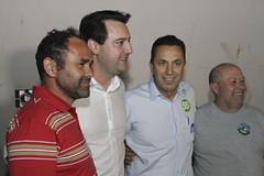 Visita ao Comitê do Deputado Reichembach - Francisco Beltrão