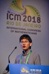 PHOTO BRUNO DE LIMA/ R2 / ICM 2018 (ICM 2018 - Rio de Janeiro - Brazil) Tags: 2018 congress congresso icm internacional international matematicos mathematical mathematicians riocentro riodejaneiro brazil 55