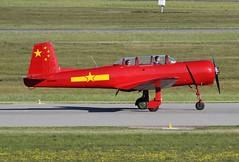 VH-NNY Nanchang CJ-6A (johnedmond) Tags: perth ypjt westernaustralia jandakot jad nanchang cj6a warbird australia aviation aircraft aeroplane airplane plane canon eos 7d 100400mm