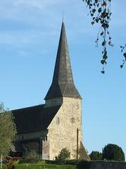 Church of St. Peter ad Vincula (Living in Dorset) Tags: church spire churchofstpeteradvincula wisboroughgreen sussex england uk gb