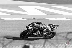Valentino Rossi #46 in B/N - MotoGP - MotoGP Misano 2018 (Giorgio Casalese) Tags: sic58 pedrosa honda 212 team motogp misano adriatico canon eos digital grantuking photo circuito circuit gp motorcycle panning world sport allaperto gare automobilistiche moto bici veicolo simoncelli valentino rossi vr46 mm93 ad04 dovizioso marquez petrucci lorenzo jl99 ducati yamaha 2018 800d