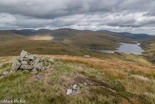 Loch Neldricken,loch Valley & loch Narroch