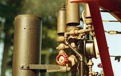Ashtabula Antique Engine 2018 (rentavet) Tags: analog nikkormatel nikkor105mm ferrania100asa ashtabulacounty ashtabulaantiqueengine