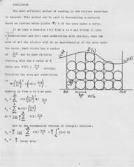 1982_VJAS_PackingCircles08 (Ken_Mayer) Tags: vajunioracademyofscience scienceproject mathematics 1982 calculus packingcirclesinasquare