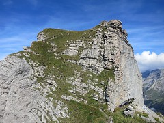 descent to Melchsee-Frutt (formilock) Tags: brünighaupt haupt obwalden melchseefrutt melchsee alpen alpi alpes alps alpine bergsteigen berge mountains montagnes mountain montagne mountaineering switzerland swiss swissmountains zentralschweiz pbpolarbear pbengelberg