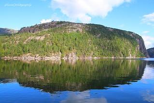 Fjords around Bergen - Norway