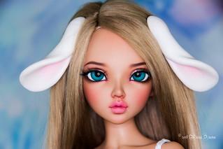 Sheet ears and hoofs for Minifee
