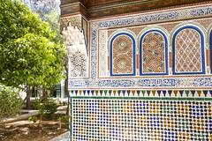 2018-4711 (storvandre) Tags: morocco marocco africa trip storvandre marrakech historic history casbah ksar bahia kasbah palace mosaic art