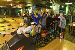 _DSC6238 (Shane Woodall) Tags: 2018 april birthday birthdayparty bowling bowlmore ella lily manhattan newyork party twins
