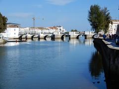 The Ponte Romana - Gilão River (VJ Photos) Tags: hardison portugal tavira ponteromana gilãoriver