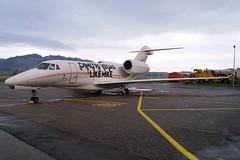 Cessna 750 Citation X OE-HUB Viennajet (mm-photoart) Tags: cessna 750 citation x oehub viennajet dimitri vegas like mike dj lszb brn bern belp belpmoos airport
