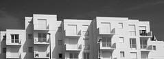FRANCE 2018, Wimereux (42) (Padski1945) Tags: wimereux france france2018 scenesfromoverseas modernarchitecture modernbuildings architecturefromoverseas blackwhite blackandwhite blackandwhitephotography mono monochrome monochromephotography
