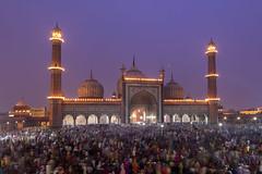 Eid Mubarak (Ashmalikphotography) Tags: eidmubarak jamamasjid architecture mughalarchitecture
