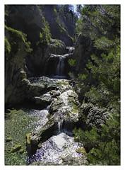 In den Stuibenfällen bei Reutte (fotokarin57) Tags: elements wasserfall tirol wanderung felsen wasser