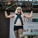 Leandrinha Du Art na 21ª Parada do Orgulho LGBT de BH - 08/08/2018