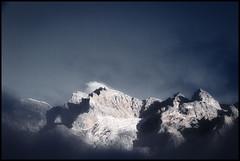 Morning breath... (parth joshi) Tags: mountain clouds mist outdoors nature trekking hiking adventure green environment scenery landscape naturephotography travelphotography incredibleindia uttarakhand hemkundsahib valleyofflowers snow garhwal