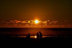 Sunset - Long Beach
