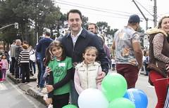 Desfile Cívico - Pinheirinho
