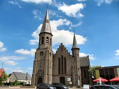 Sint-Benedictuskerk, Lozen (Erf-goed.be) Tags: sintbenedictuskerk kerk lozen bocholt archeonet geotagged geo:lon=55606 geo:lat=512034 limburg