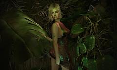 Jungle Fever (Victoria Konnor James) Tags: rapture onalark hera elikatira maitreya catwa insol aviglam luxrebel laboheme izzies dustbunny jungle secondlife