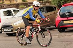 Tour of the Campsies. (Paris-Roubaix) Tags: mike ferguson johnstone wheelers tour campsies time trial glasgow scottish bicycle racing strathblane