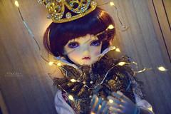 Eden - king of the light (Vladdy ~) Tags: bjd balljointeddolls msd mystickids oscar mystickidsoscar bjdboy