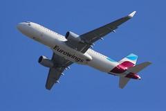 A320 D-AEWS London Heathrow 13.09.18 (jonf45 - 4 million views -Thank you) Tags: a320 london heathrow airport egll lhr airliner civil aircraft jet plane flight aviation eurowings airbus a320214s daews