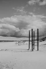 urban lifestyle (AdrisXO) Tags: seecoast sky clouds urban object sand beach