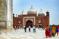 Agra- August 2018
