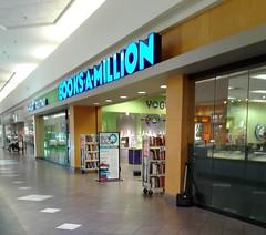 Books-A-Million - Merritt Island, FL (Albertsons Florida Blog) Tags: merrittsquaremall mall merrittisland brevardcounty florida sears jcpenney dillards macys booksamillion retail shoppingcenter departmentstore