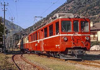 Ferrovia Mesolcinese
