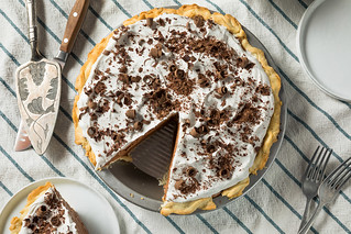 Sweet Homemade French Silk Pie