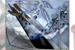 Dogfight (PaulO Classic. ©) Tags: photoshop canon eos450d picmonkey jaguar 3d