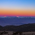 Crazy Fun Sunrise Over Bishop California & The Owens Valley thumbnail