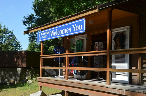 Shannon Falls welcomes you