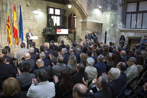"Presentación I Plan Bienal ""Fent Cooperatives"". Valencia (09-11-2017)"