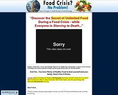 Food Crisis No Problem – How to Prosper in Food During a Food Shortage (wkozarew) Tags: food crisis no problem – how prosper during shortage