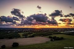 Merseyside sunset (Steve Samosa Photography) Tags: merseyside sunset droneshot drones