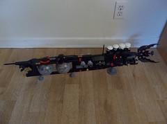 SHIPtember 2018 (SaurianSpacer) Tags: lego moc ship shiptember steampunk aethership spaceship