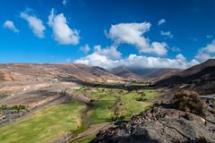 Jandía Golf Course (BoomShakalaka86) Tags: 16mm nikon orte nature 85mm himmel natur d500 nikkor 160850mm objektiv fuerteventura